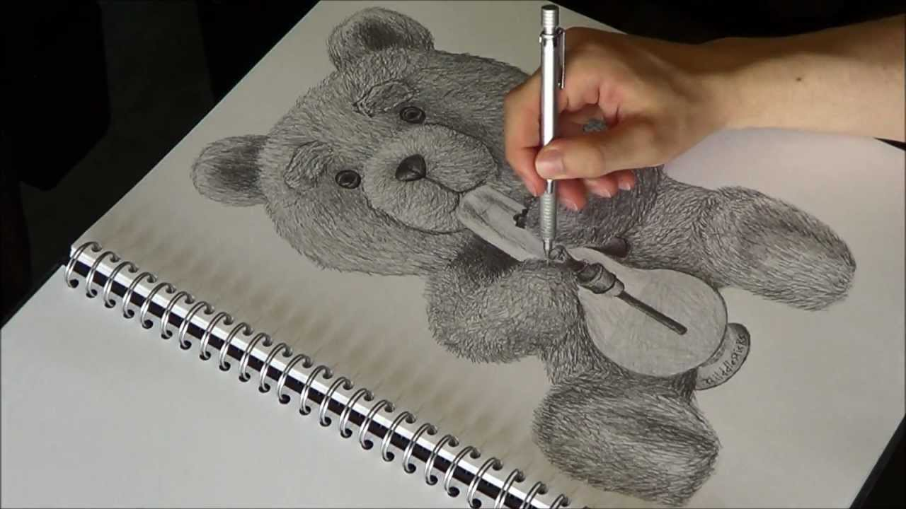 Drawing Ted - Ted Movie  2012  - Movie Drawings