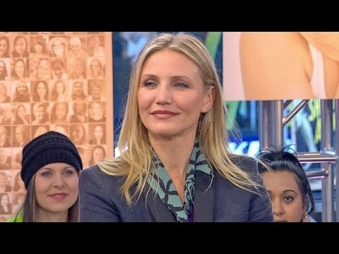 Cameron Diaz on 'The Longevity Book'