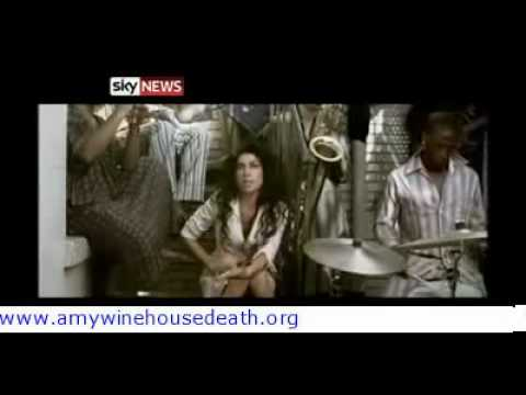 AMY WINEHOUSE IS DEAD [HD] FOUND DIED AT HOME ( RIP) News died 23-7-2011  - www.