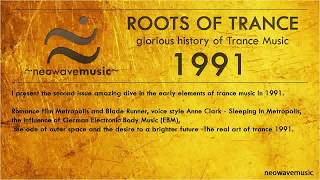 Neowave - Roots Of Trance. 1991 year. HD