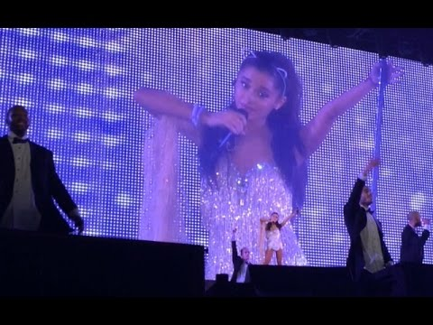 Ariana Grande - Pink Champagne (7/26/15 Hershey, PA)