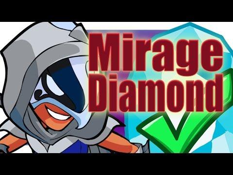 FLAWLESS // MIRAGE TO DIAMOND // BRAWLHALLA