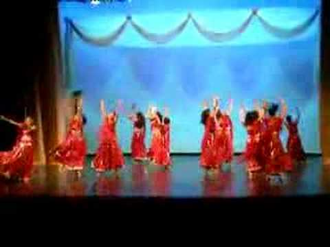 2008 Bax Recital - Damroo Baje video