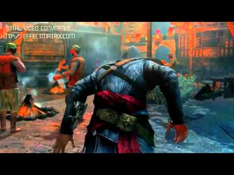 Assassins Creed Revelations Trailer