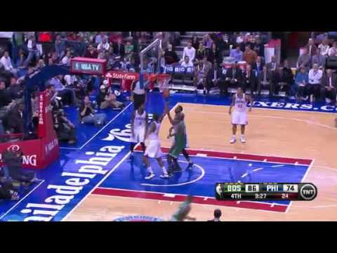 NBA CIRCLE - Boston Celtics Vs Philadelphia 76ers Highlights 5 March 2013 www.nbacircle.com