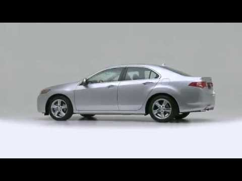 2013 Acura TSX Video
