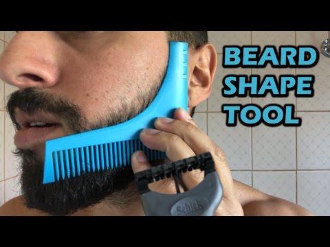 BEARD SHAPING TOOL REVIEW
