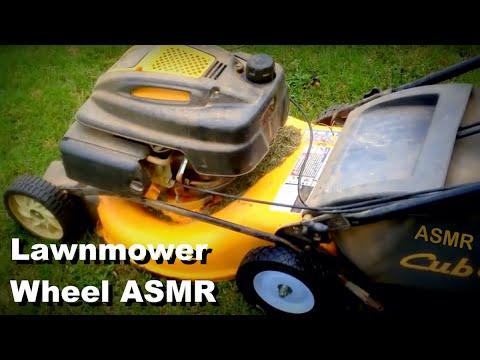 Lawn Mower Wheel - ASMR