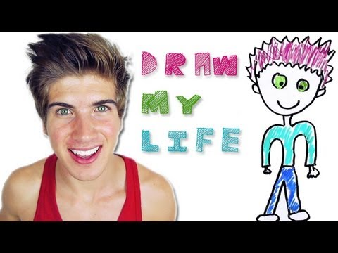 DRAW MY LIFE - JOEY GRACEFFA