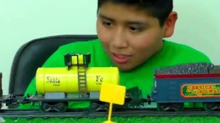 Juguete de Super Tren Gigante - Super Giant Toy Train