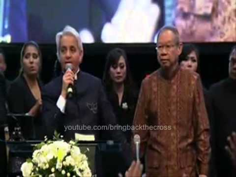 Benny Hinn - Glorious Anointing Of The Holy Ghost video