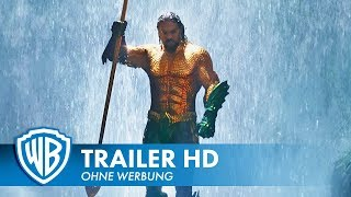 AQUAMAN - Final Trailer #5 Deutsch HD German (2018)