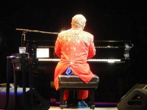 Sir Elton John Greatest Hits in concert Macon,Ga.