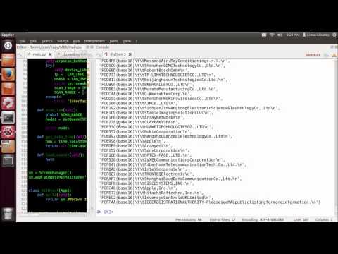 Formatting Files Using Python