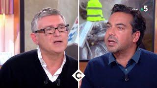 Gilets Jaunes : Michel Onfray s'exprime ! - C à Vous - 23/01/2019