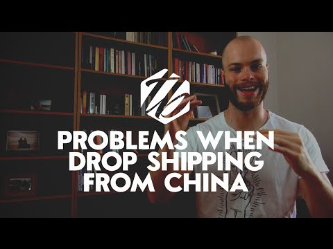 Drop Shipping Problems — Drop Shipping From China & Customer Support   #123