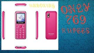KECHAODA CARD PHONE K115 UNBOXING MINI BLUETOOTH PHONE