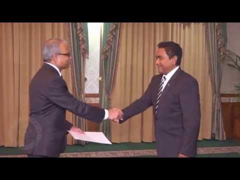 President appoints Dr  Mohamed Asim as Minister of Foreign Affairs