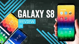Samsung Galaxy S8 Review: Redemption In Glass