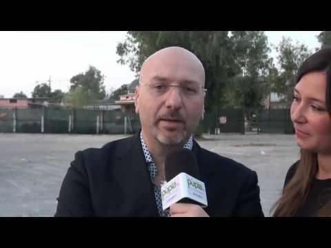 Luca Zingaretti presenta Perez al CineTeatro 'Lendi'