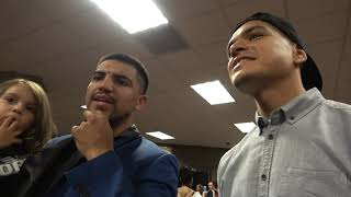 victor ortiz reaction to manny pacquiao win EsNews Boxing