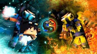 Minecraft: Who's Your Family? - A FAMÍLIA DO SUBZERO VS SCORPION ( Mortal Kombat ) [ WIIFEROIZ ]