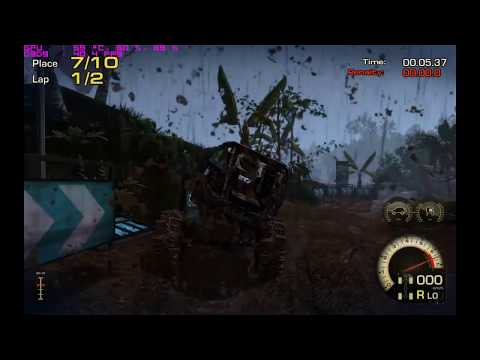 [Gameplay - #006] - Off-Road Drive - Thailand - Night and Day - Nvidia GeForce Palit GTX 580