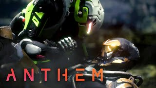 Anthem - Official Trailer (Japanese)   TGS 2018