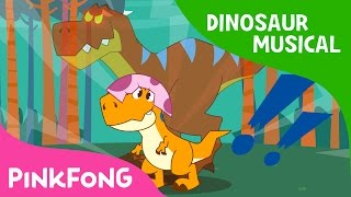 Are You My Mom?   Dinosaur Musical   Pinkfong Stories for Children