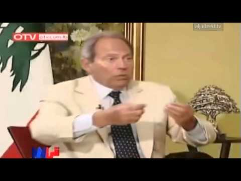 Very Funny & Erotic Interview with Ex-President Emile Lahoud - by Chi NN