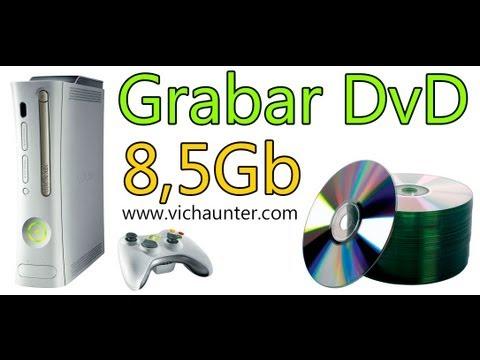Como grabar discos de 8.5 Gigas [XGD3][Xbox360]
