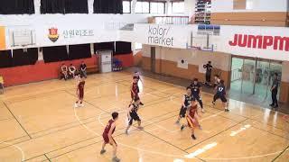 [FULL GAME] 2018 The K직장인농구리그 2차대회 KB국민은행 - 삼일회계법인 B(4Q)