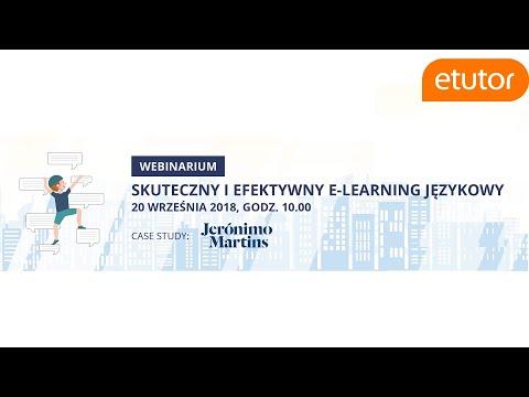 ETutor W Jeronimo Martins- Case Study Jeronimo Martins Polska
