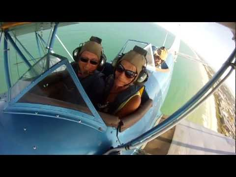 Biplane Rides in Indian Harbour Beach, Fl., floridabiplanerides.com