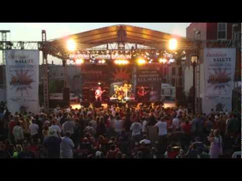FOGHAT performing LIVE in Junction City, KS pt 2 07/04/11