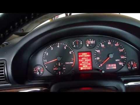 Audi A4 Heater Core Replace part 3 (final)