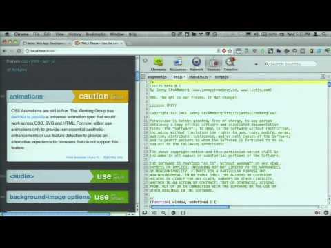Google I/O 2012 - Better Web App Development Through Tooling