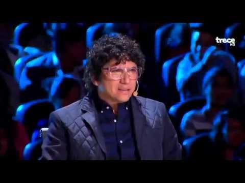 Mexico Tiene Talento 2014 Ana Brenda Canta The Final Episode -asking Alexandria video