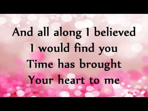 A Thousand Years Christina Perri song with lyrics