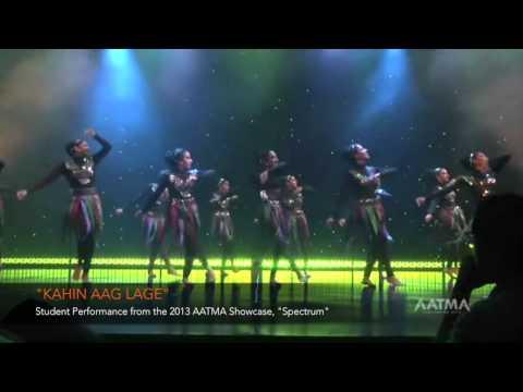 AATMA Performing Arts Student Performance - Kahin Aag Lage