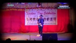 khubak khunam-a live stage perfomance by Priyoshangker Konjengbam covered by kangleiWood