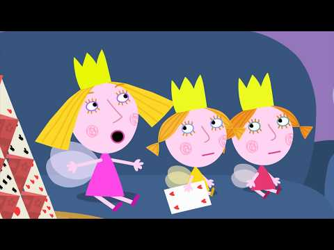 Маленькое королевство Бена и Холли - Эльфийский оркестр -  Сезон 1, Серия 29