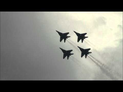 Singapore Airshow 2012: Malaysian MiG29s