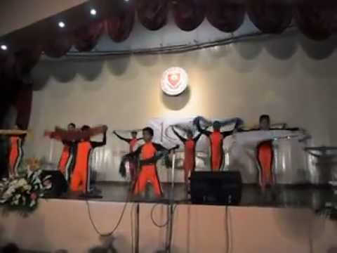 Batangas State University MAIN Campus Modern Dance 2012