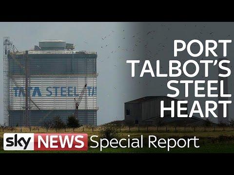 Steel Works: Port Talbot's Heart