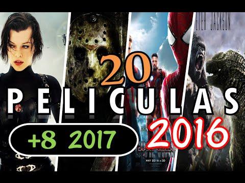 20 Películas Más Esperadas del 2016 + 8 Grandes Sorpresas del 2017 [Estrenos de Cine 2016]