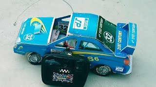 how to make rc car | Amazing cardboard car