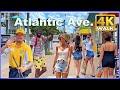 【4K】WALK Virginia BEACH Va USA 4k video US Travel vlog HDR
