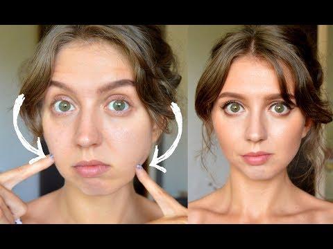 Как сделать так чтобы похудели только щеки 23