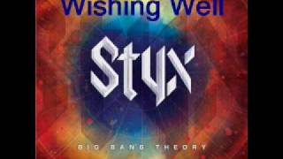 Watch Styx Wishing Well video